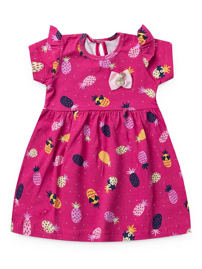 Vestido Cotton Estampado