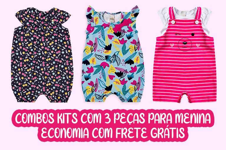 Latine Roupa Infantil Body Conjunto Vestido Macaquinho Menino Menina Roupas Infantis